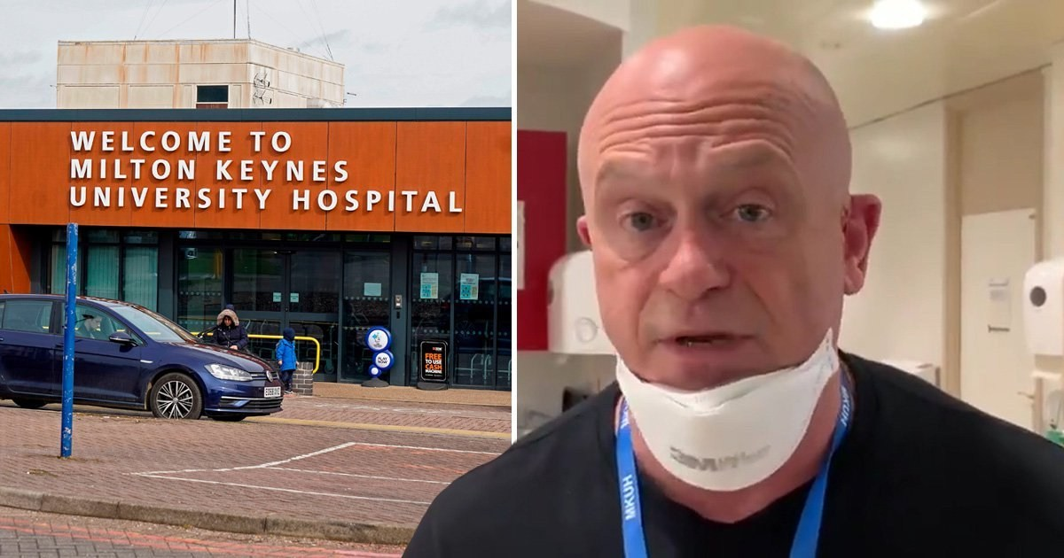 Hospital worker accuses trust of putting Ross Kemp documentary before health and safety of staff