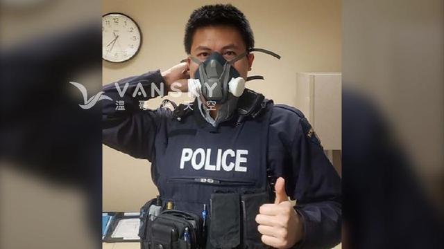 加拿大卑诗骑警帮一线医护3D打印制造防护装备