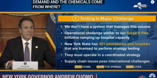 纽约州长:我们需要的物资都在中国制造,怎么会这样!