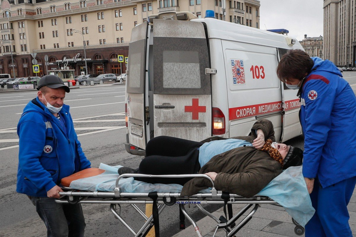 Coronavirus: Russia to treat patients with antimalarial drugs donated by China, as cases top 32,000