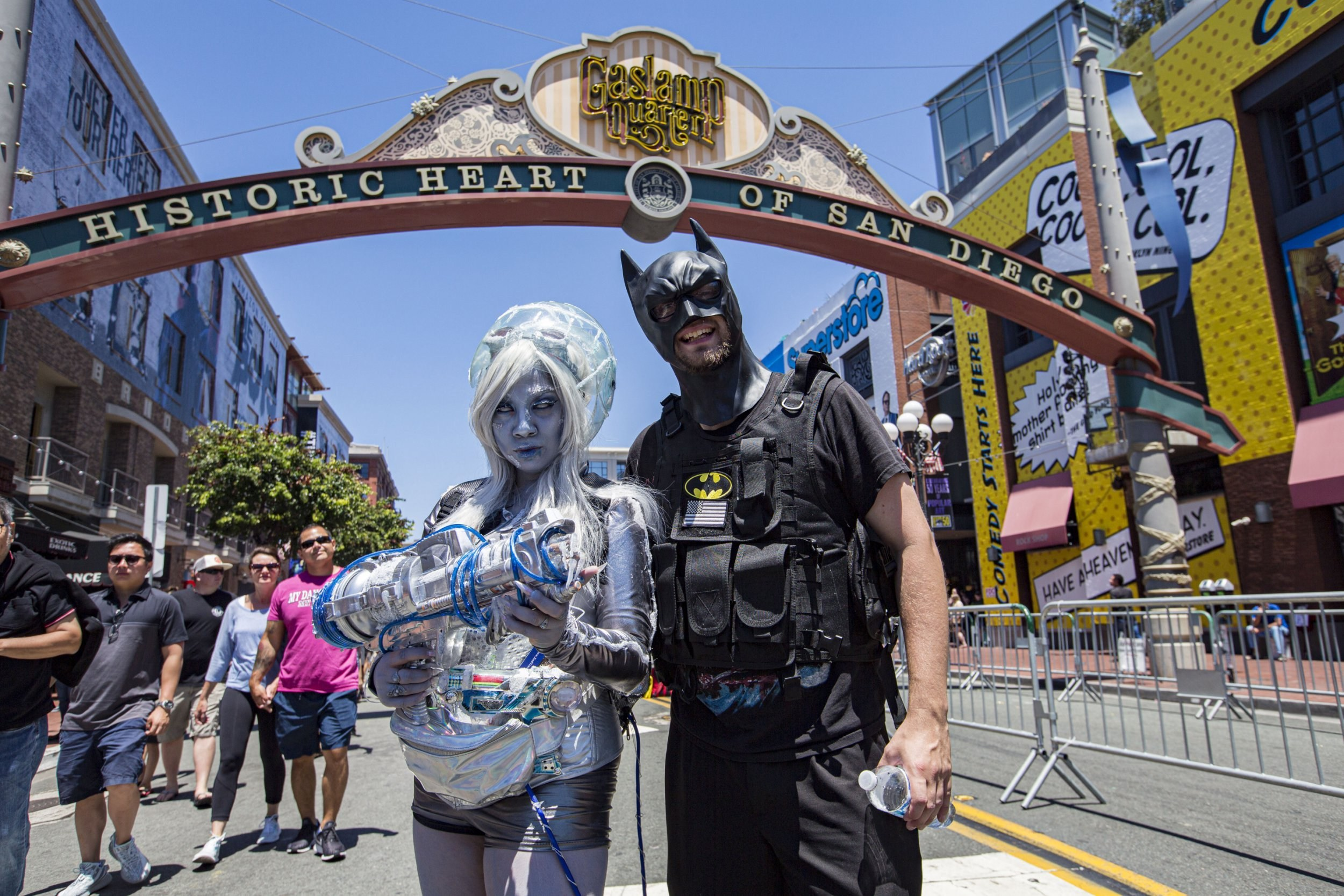 San Diego Comic-Con cancelled for the first time in history due to coronavirus