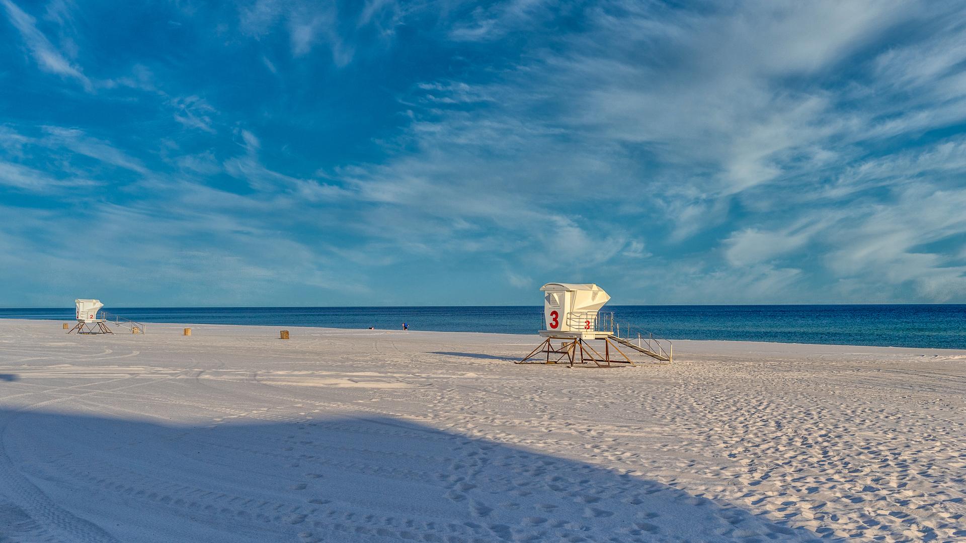 Governor Allows Some Florida Beaches to Reopen Since Coronavirus Shutdown