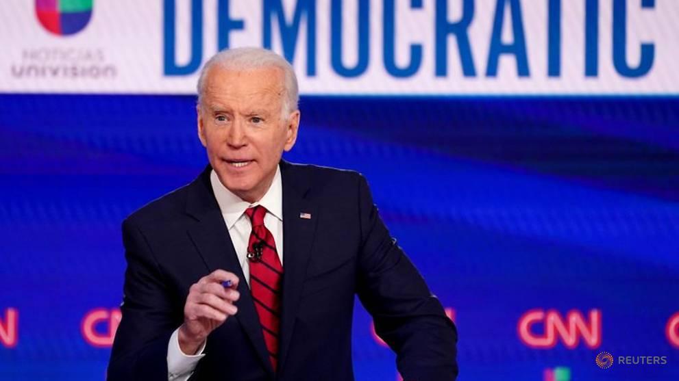 Biden urged to pick black VP, not Klobuchar as Minneapolis killing stokes racial tensions