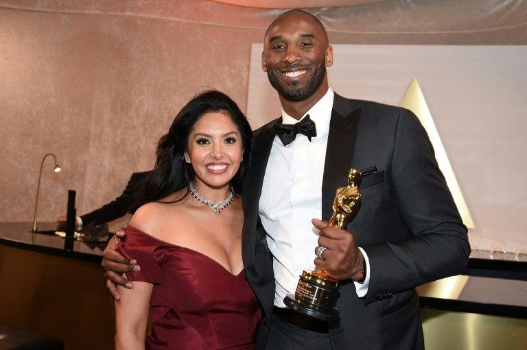 Vanessa Bryant pays touching tribute to Kobe on wedding anniversary