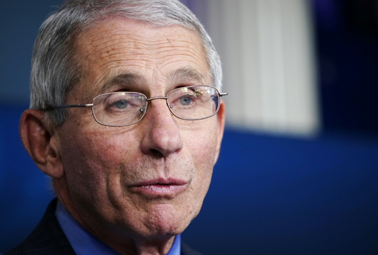 The Tooth Fairy won't catch the virus, Fauci assures seven-year-old