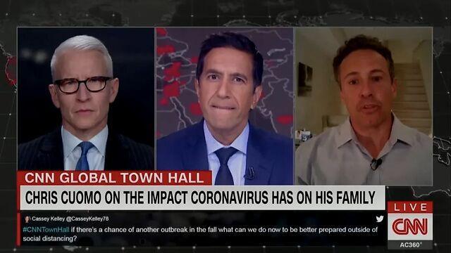 纽约州长弟弟推测:去年10月,病毒可能已在美国出现