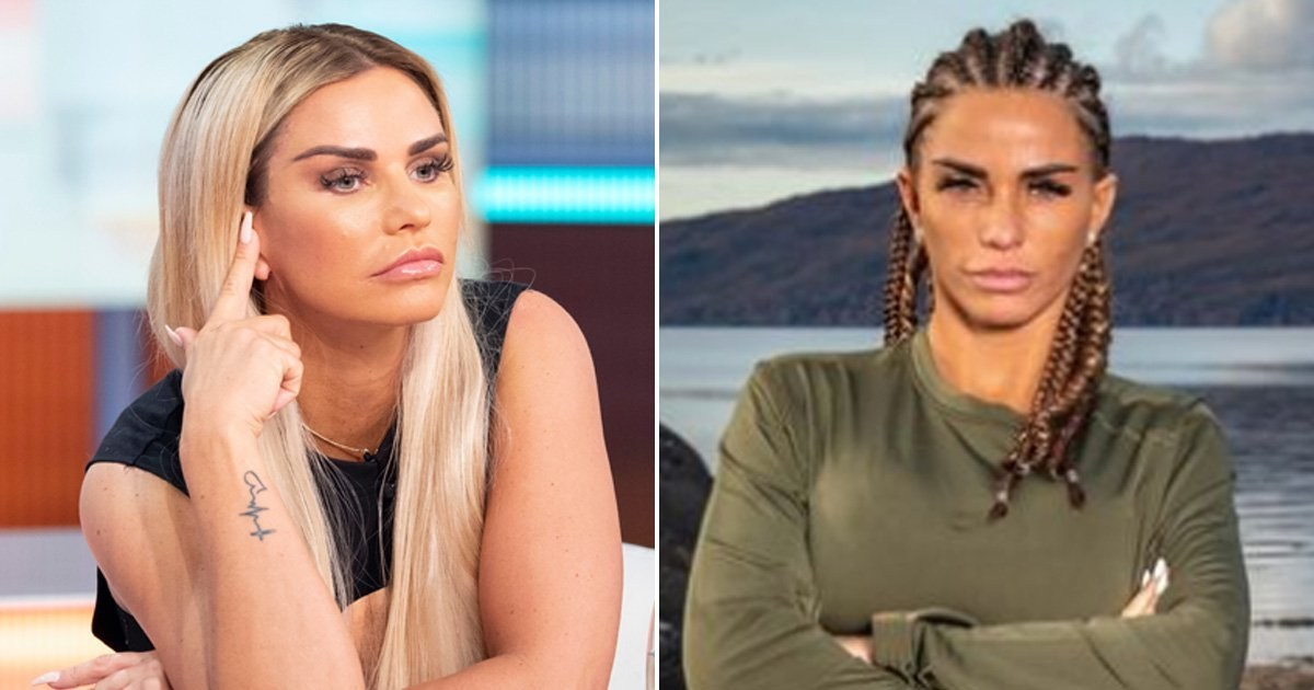 Katie Price shuts down troll who brands her 'selfish' for plugging her show Celebrity SAS amid coronavirus