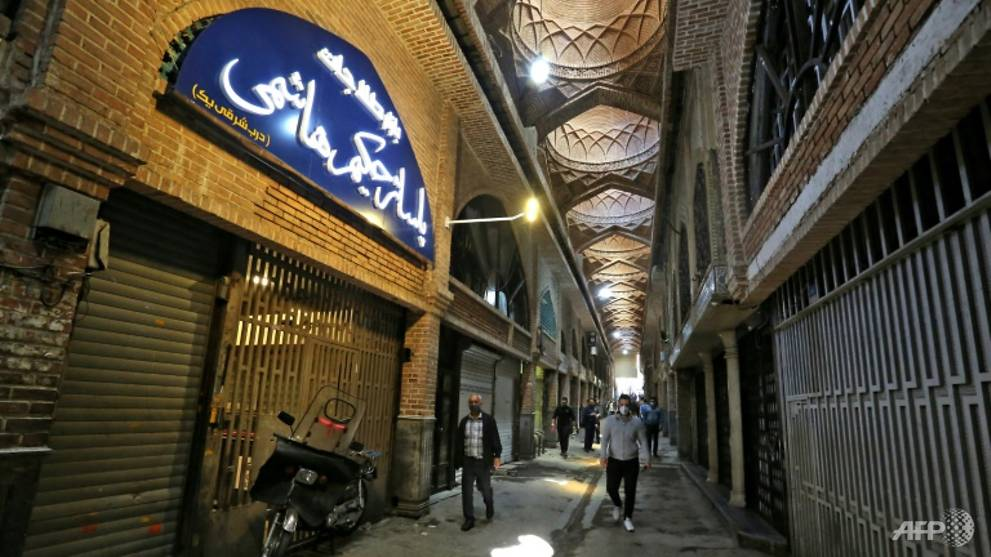 Tehran cautiously reopens as economic hardship trumps COVID-19 risks