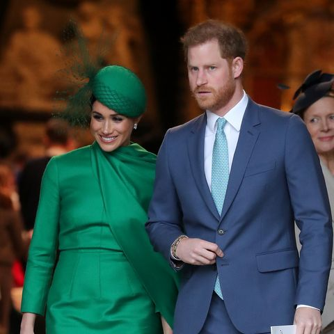 Here's the Reported Reason Why Prince Harry and Meghan Markle Moved to Los Angeles