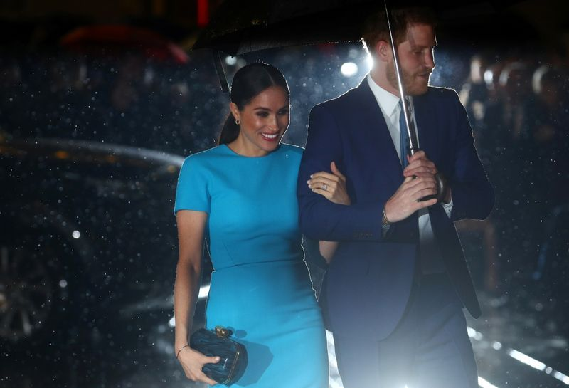 Prince Harry and Meghan up tabloid war by cutting ties with British papers