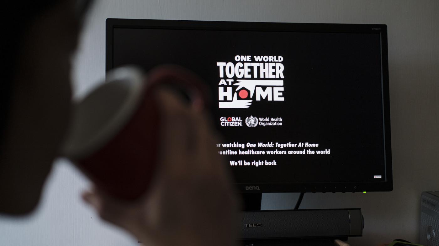 'One World: Together At Home' Raised Nearly $128 Million Toward Coronavirus Relief