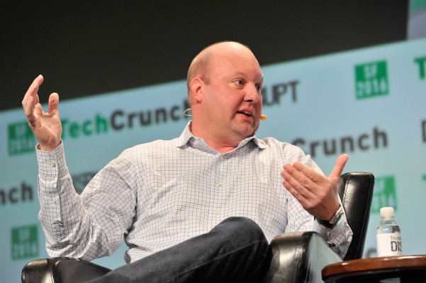 Marc Andreessen's call to arms: build something meaningful