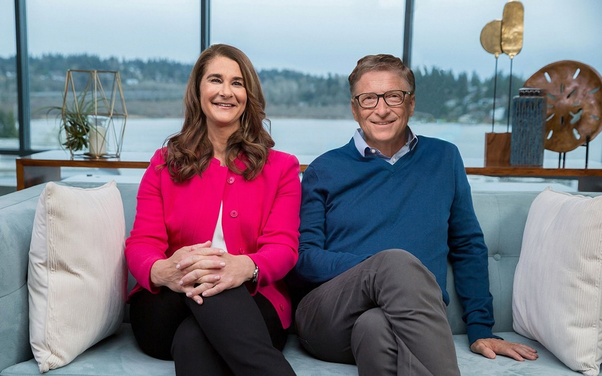 Bill and Melinda Gates have been 'prepping' for years for Covid-19