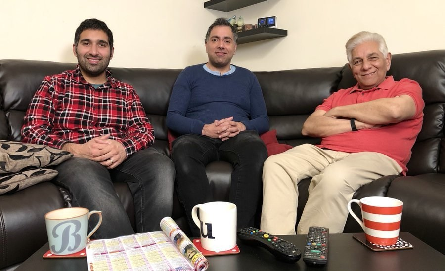 Gogglebox's Sid Siddiqui apologises to fans as coronavirus lockdown forces him off show