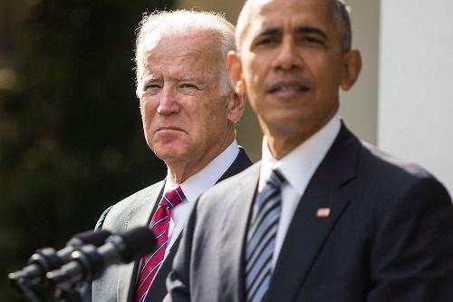 美媒:奥巴马表面中立暗中助拜登拿下民主党初选 与特朗普对撼下届总统宝座