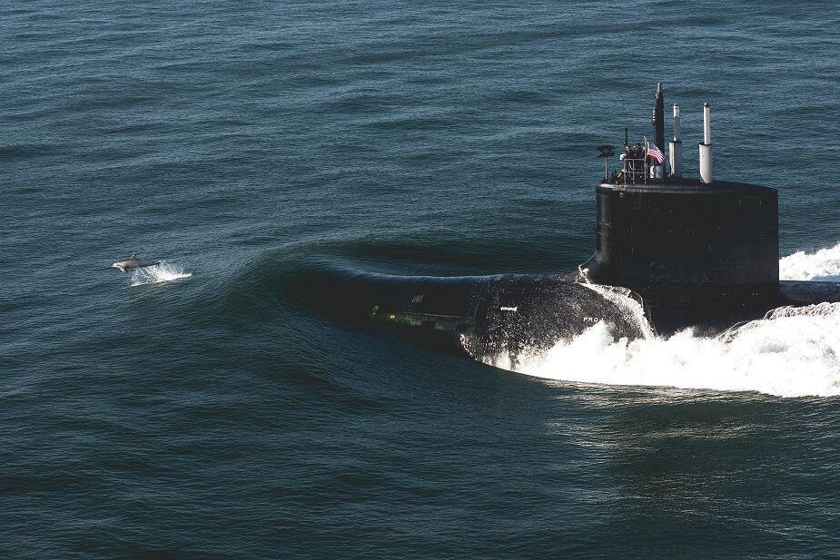 疫情之下美军不忘扩充水下战力 半个月内悄然服役两艘核潜艇
