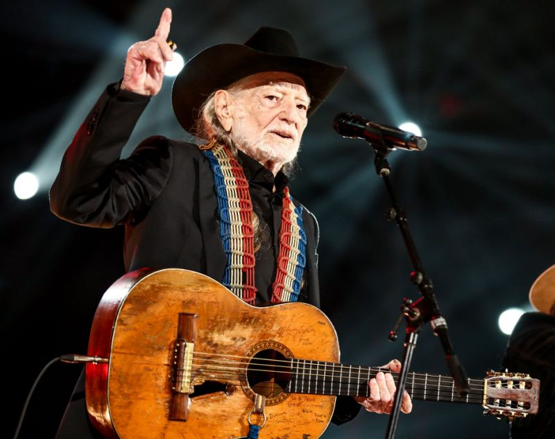 Willie nelson will honor 4/20 with weed-themed 'come and toke it' livestream show