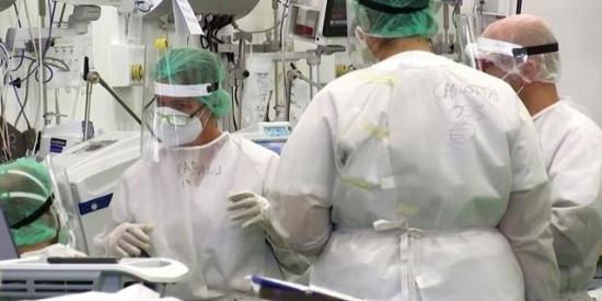 意大利感染新冠人数自爆发疫情以来首次减少