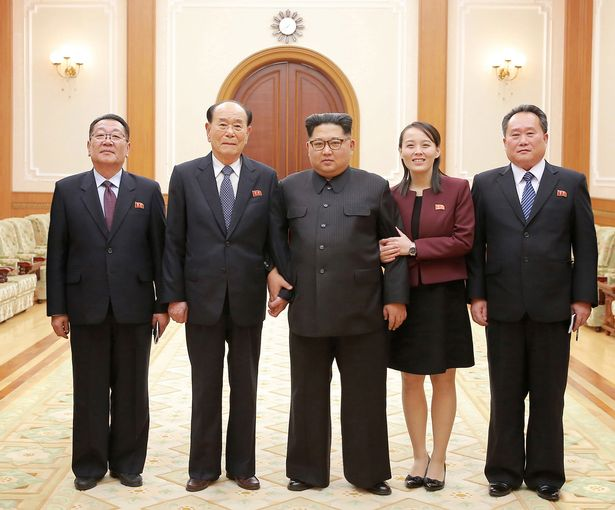 North Korea: Kim Jong-un's sister 'becoming his alter ego' amid fears for tyrant's health