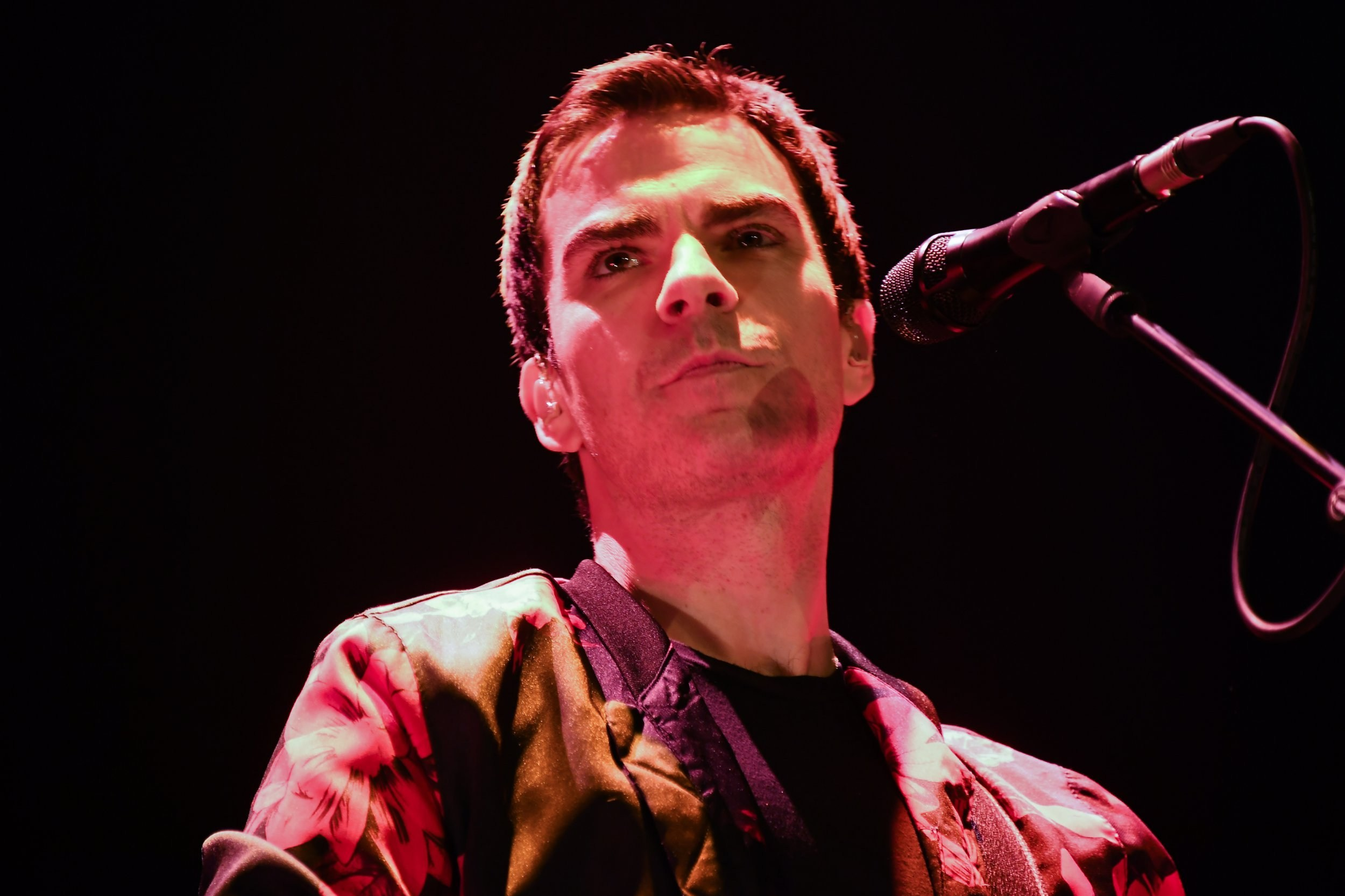 Stereophonics' Kelly Jones admits he struggled to come to terms with daughter, 15, now identifying as male