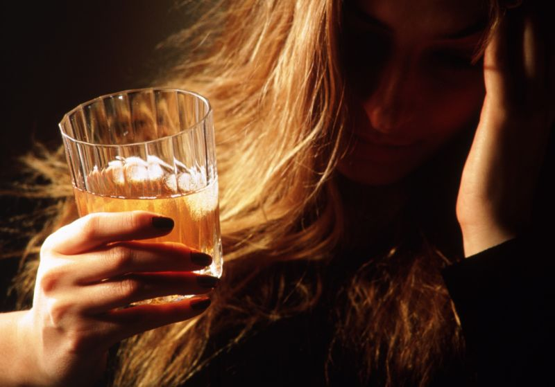 Alcohol 'fuelling rise in violence' in over-50s, study suggests