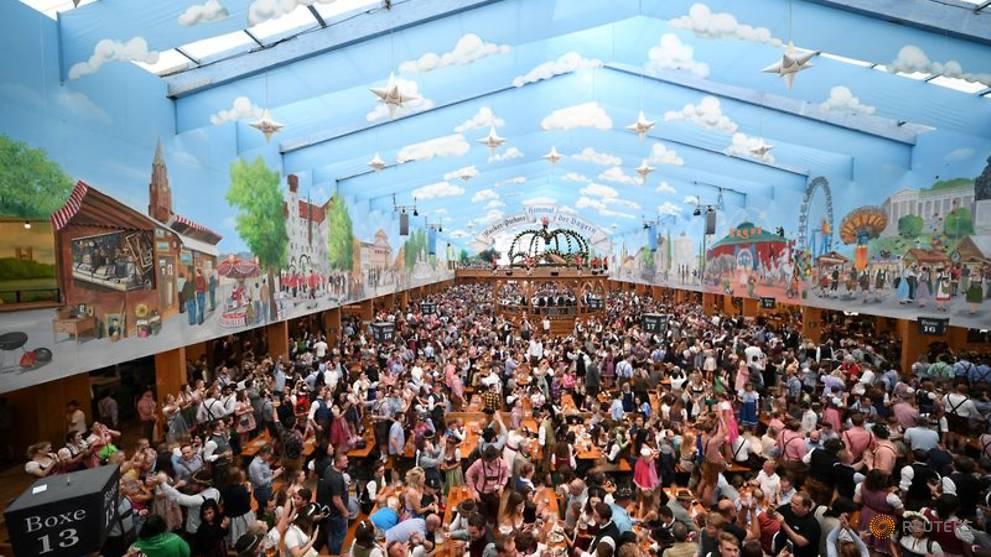 German Oktoberfest cancelled due to coronavirus