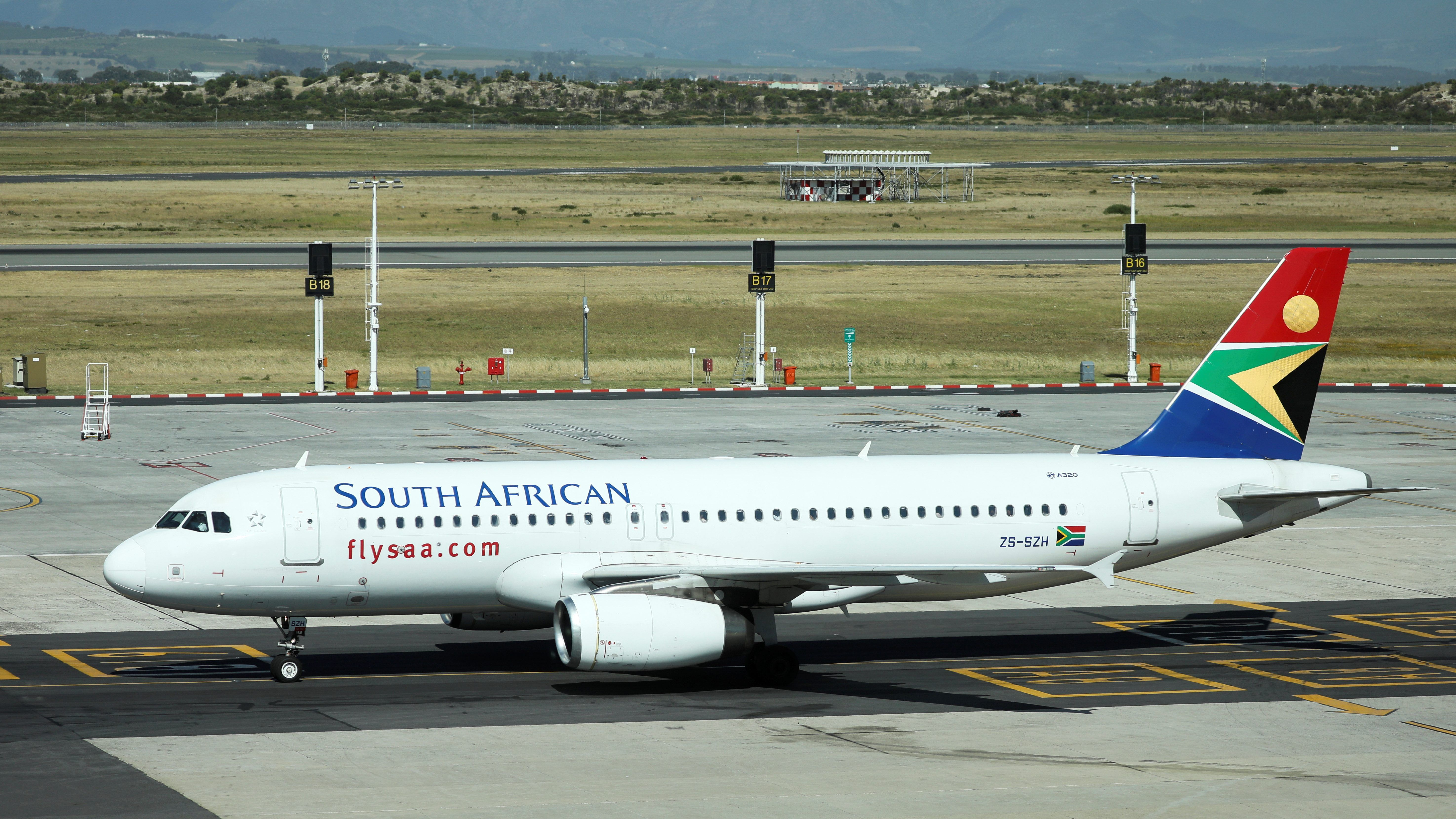 South African Airways may be grounded for good