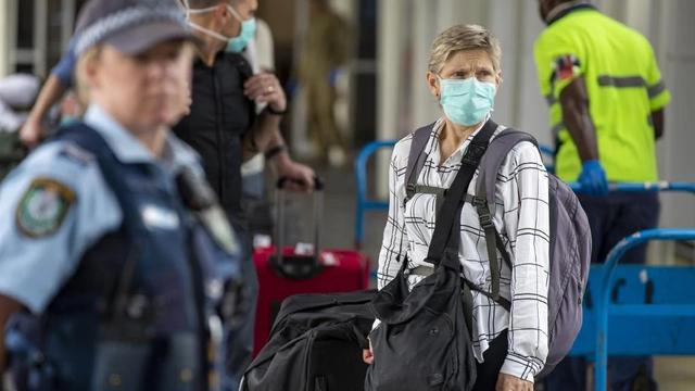 数十澳洲国防军染疫 在美澳军也确诊新冠
