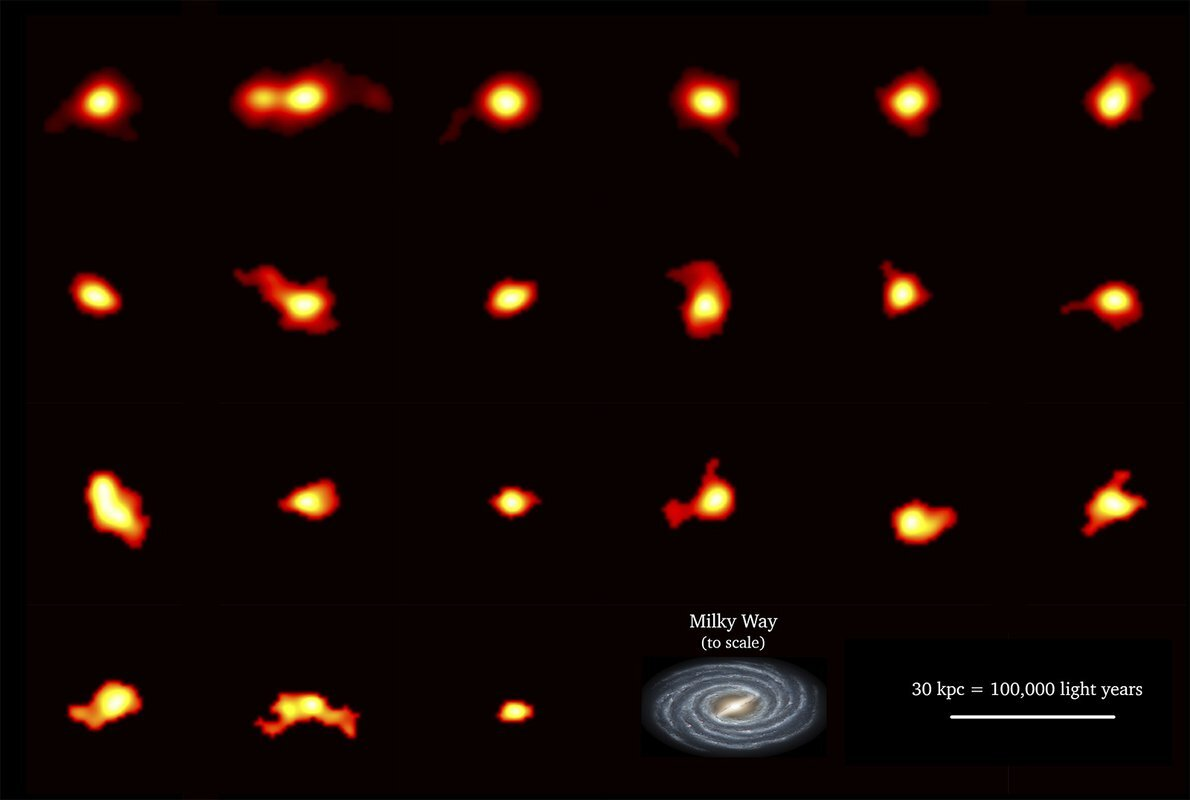 Rotating galaxies galore: New results from ALPINE reveal what appear to be spiral galaxies in the infant universe