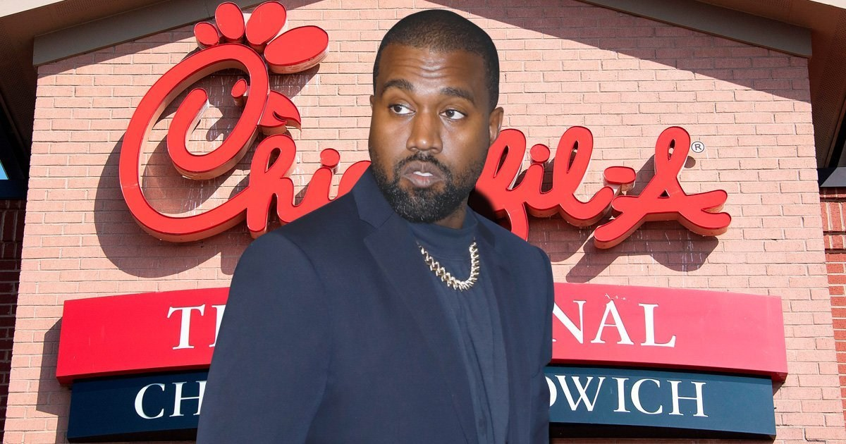 Kanye West joins forces with Chick-Fil-A to provide 300,000 meals amid coronavirus pandemic