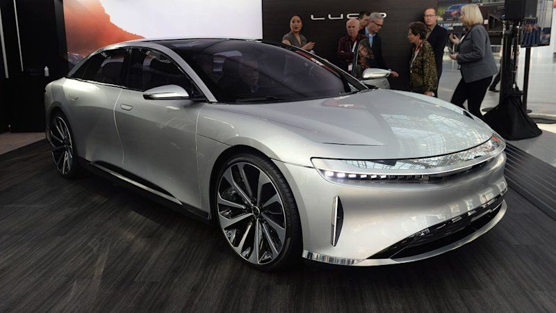 Chief engineer of the Tesla Model S says his new Lucid Air sedan is better