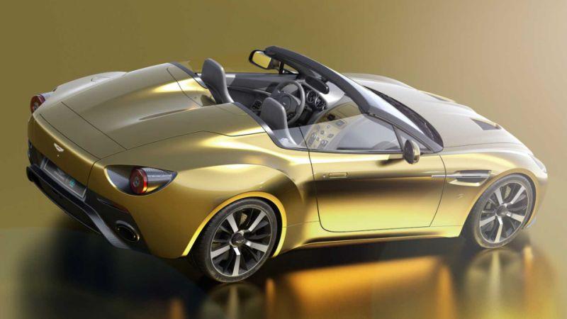 Swiss company to create 19 pairs of Aston Zagato 'Twins' in Warwick