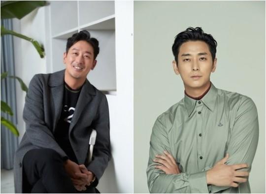 河正宇朱智勋新片《绑架》因疫情推迟到明年开拍