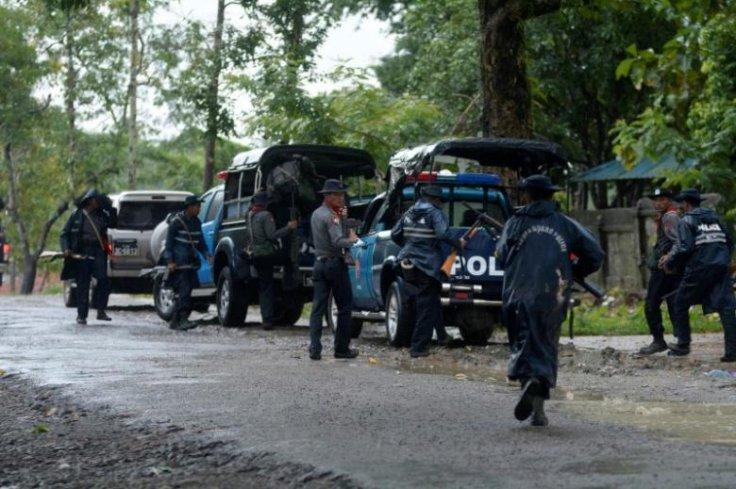 Attack on WHO vehicle carrying Coronavirus samples in Myanmar kills driver