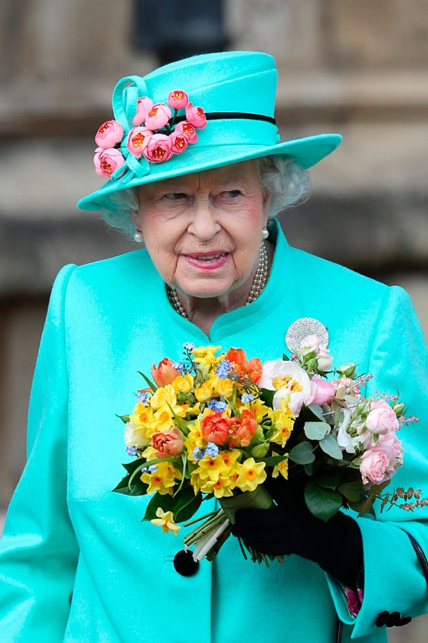The Queen 'went on secret trip to Harrods to buy Christmas presents'