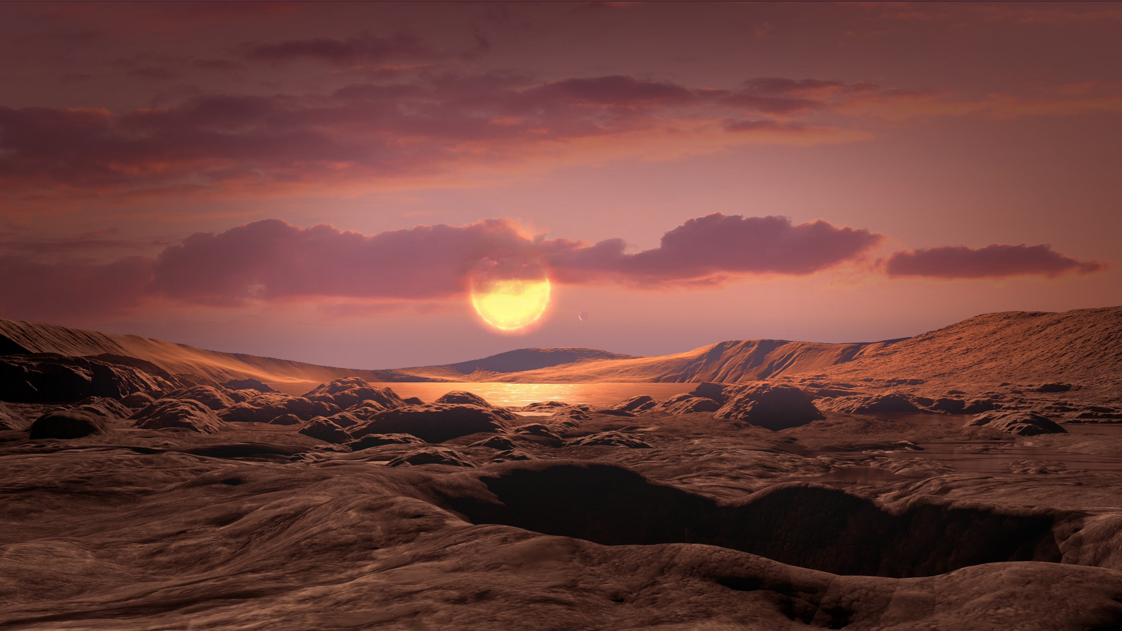 Mysterious potentially habitable Earth-like planet found 'hiding in plain sight'
