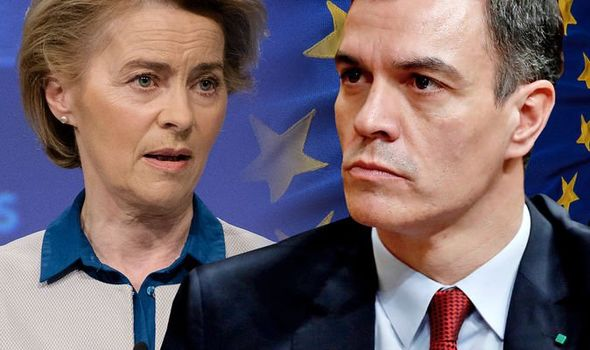 EU sent dire 'sink or float' warning as Spain minister says it risks losing world standing