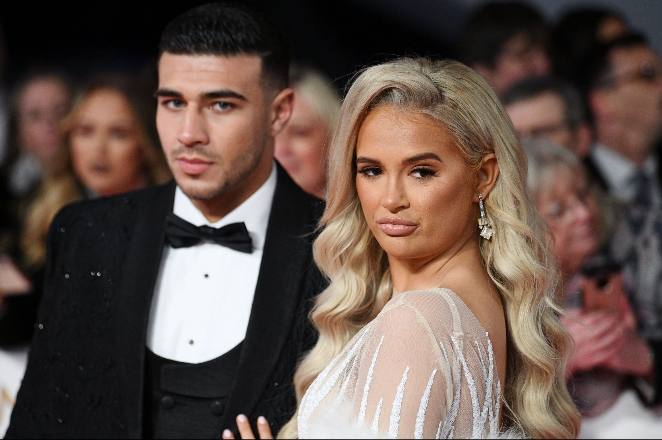 Love Island's Molly-Mae Hague and Tommy Fury 'flout lockdown rules with Manchester move'