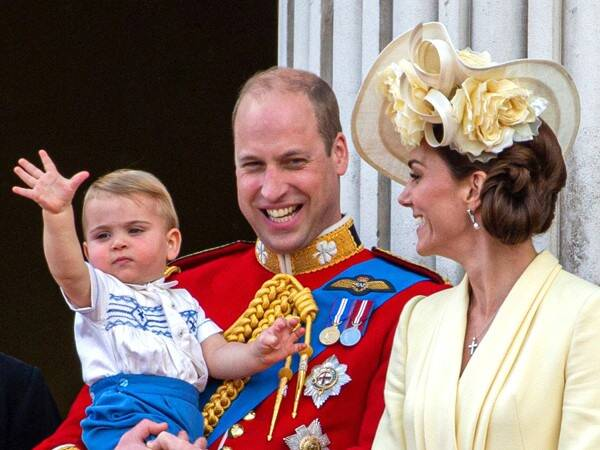 Prince Louis' 2nd Birthday Portraits Are Here to Brighten Your Day