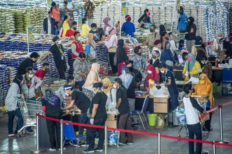 印尼明起禁民众返乡‧部署逾17万军警 但不封路