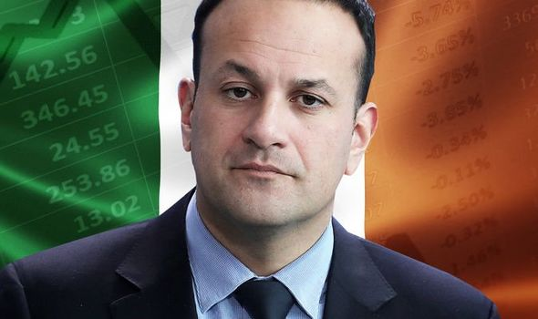 Leo Varadkar crisis: Ireland faces recession and unemployment as economic disaster looms