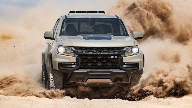 Next-generation Chevrolet Colorado allegedly losing V6, diesel options