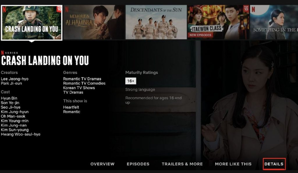 Looking for the hottest shows on Netflix? Here are tips on how to optimize your search