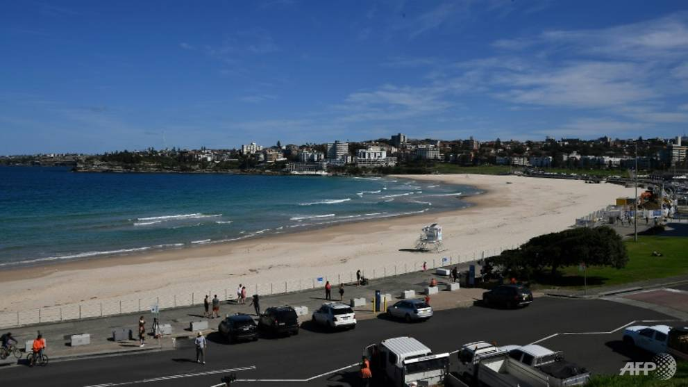 Several Sydney beaches close again due to overcrowding, days after reopening