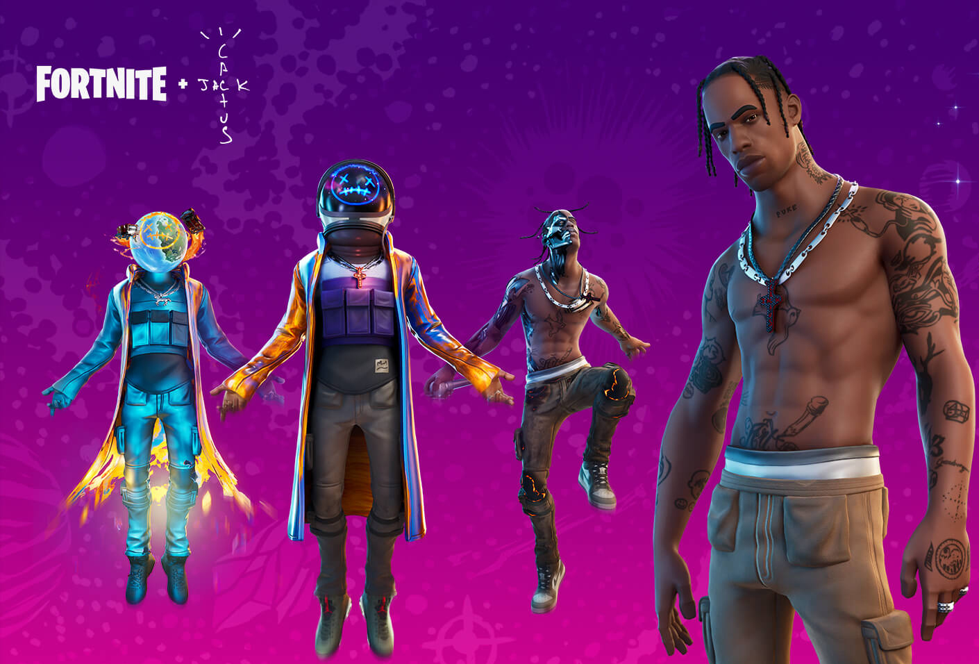 How to watch Travis Scott's Astronomical Fortnite in-game concert