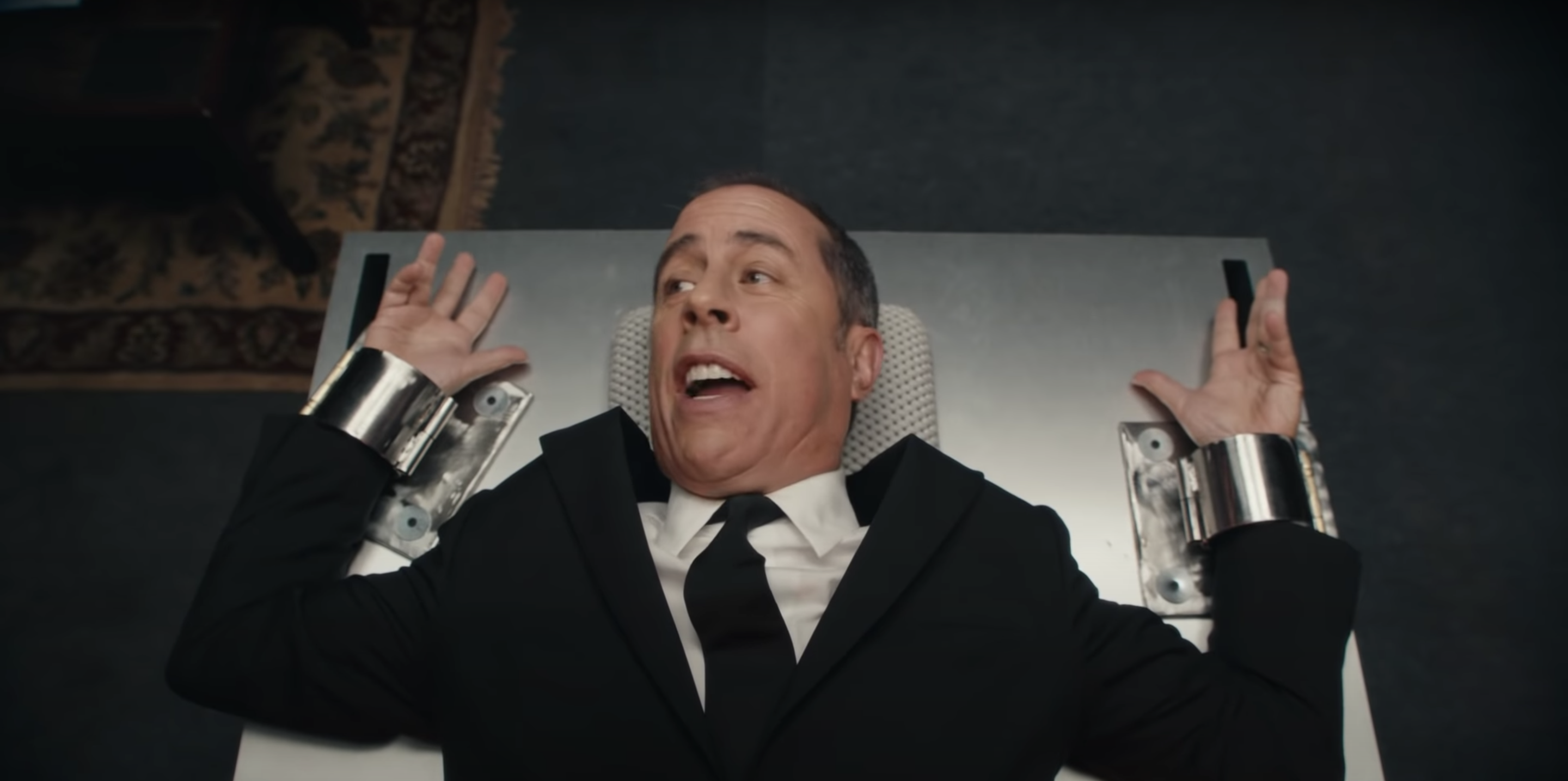 Jerry Seinfeld returns to Netflix with his first original special in 22 years