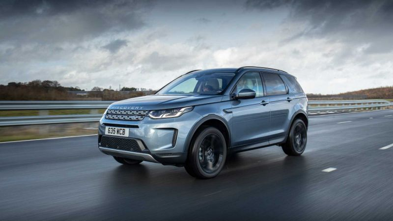 Land Rover Evoque, Discovery Sport get three-cylinder PHEV versions