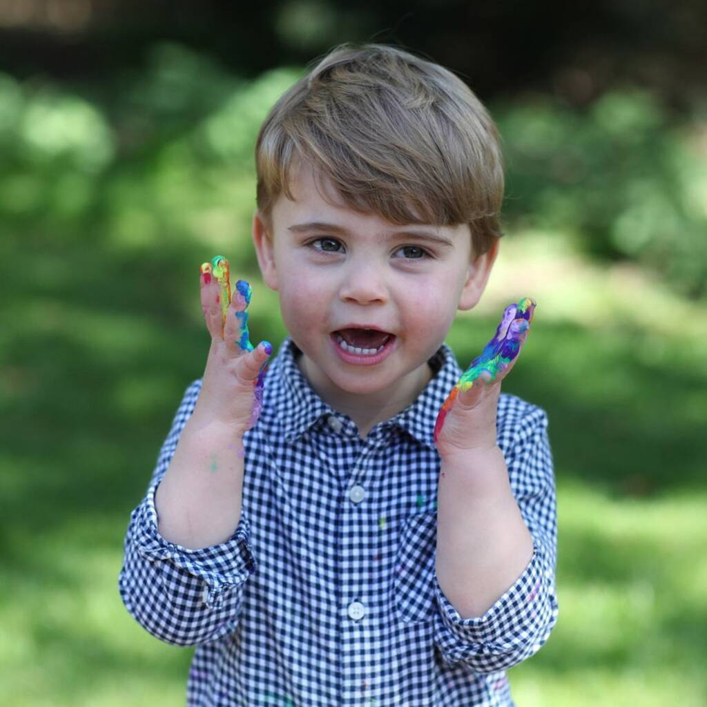 The Truth About Why Prince Louis Has Remained Largely Out of the Spotlight