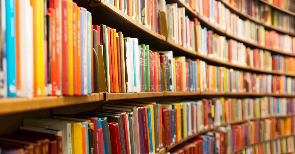 People once feared that library books could spread deadly diseases