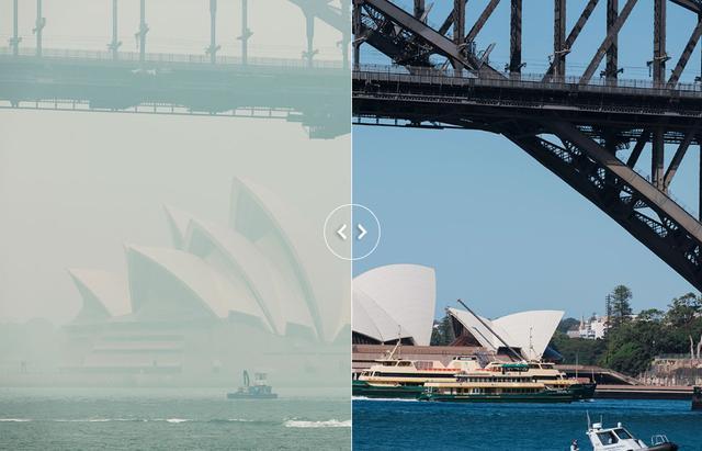 疫情带来环保福利?悉尼空气逾2年最佳